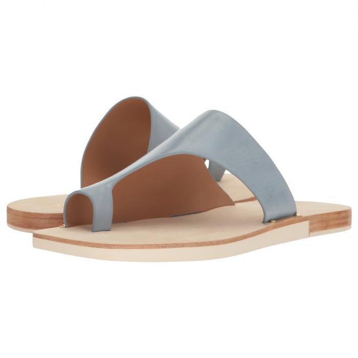 カルバンクライン CALVIN KLEIN レディース 【 Rinona 】 Steel Blue Leather