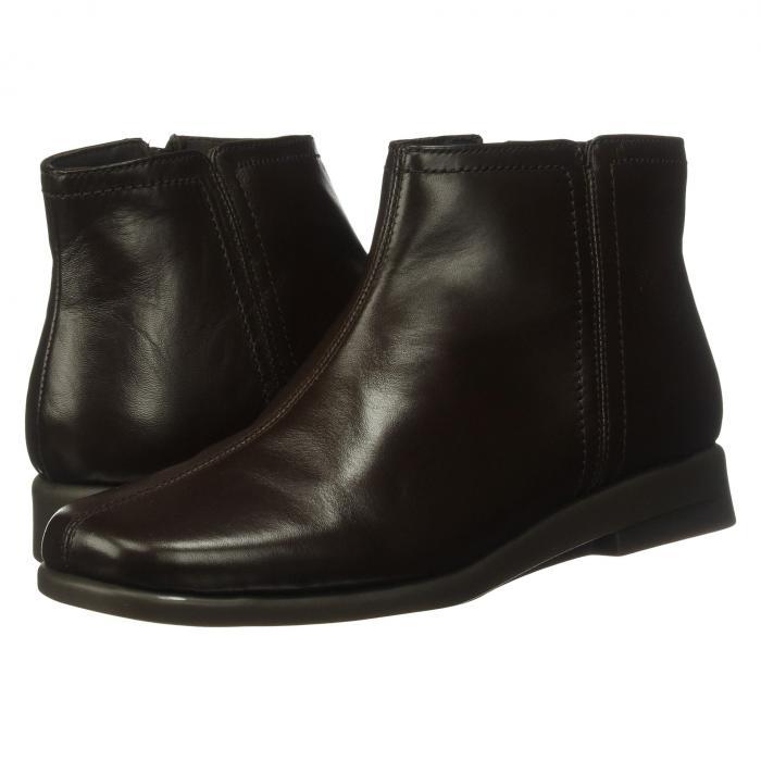 エアロソールズ AEROSOLES レディース 【 Double Trouble 2 】 Dark Brown Leather