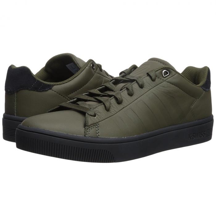 【海外限定】ケースイス カウント スニーカー 靴 メンズ靴 【 KSWISS COURT FRASCO 】【送料無料】