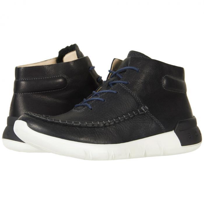 【海外限定】ミッド スニーカー 靴 メンズ靴 【 ECCO CROSS X MID 】【送料無料】