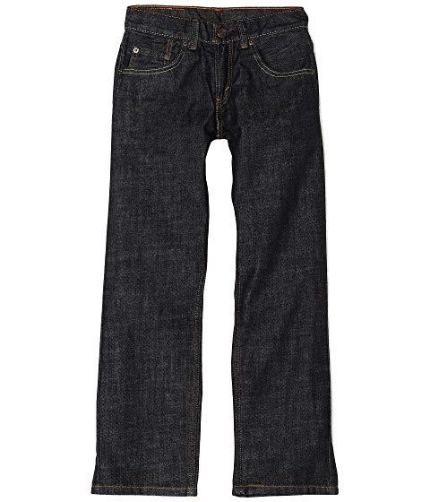 LEVI'S・・ KIDS 505・・ キッズ ベビー マタニティ ボトムス ジュニア 【 505・・ Regular Jeans (big Kids) 】 Armor