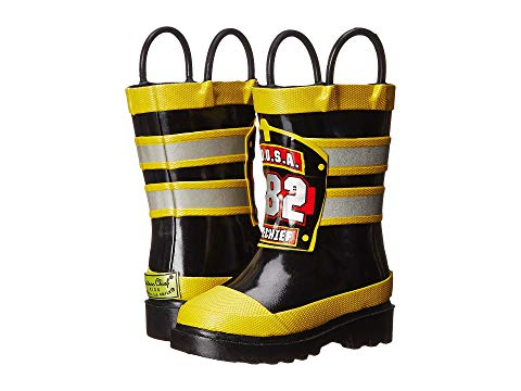 WESTERN CHIEF KIDS ブーツ F.d.u.s.a. キッズ ベビー マタニティ ジュニア 【 F.d.u.s.a. Firechief Rain Boot (toddler/little Kid/big Kid) 】 Black