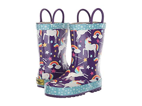 WESTERN CHIEF KIDS キッズ ベビー マタニティ ジュニア 【 Limited Edition Printed Rain Boots (toddler/little Kid) 】 Unicorn Dreams