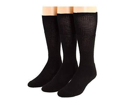 THORLOS ドレス インナー 下着 ナイトウエア メンズ 下 レッグ ユニセックス 【 Western Dress 3-pair Pack 】 Black