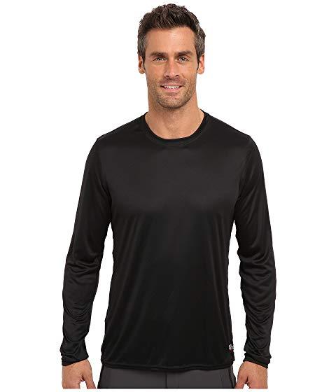 HOT CHILLYS ソリッド メンズファッション トップス Tシャツ カットソー メンズ 【 Peach Solid Crewneck 】 Black