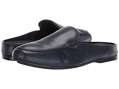 カルロスバイカルロスサンタナ CARLOS BY CARLOS SANTANA サンダル スニーカー メンズ 【 Planeo Slide 】 Navy Blue Calfskin Leather