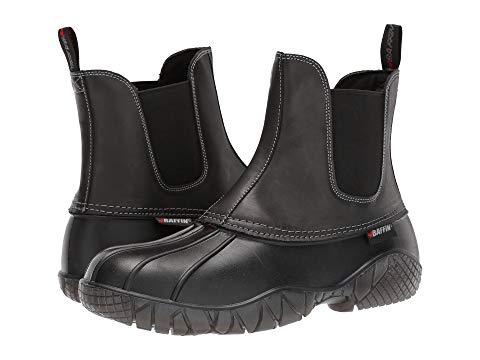 【★スーパーセール中★ 6/11深夜2時迄】バフィン BAFFIN メンズ ブーツ 【 Huron 】 Black