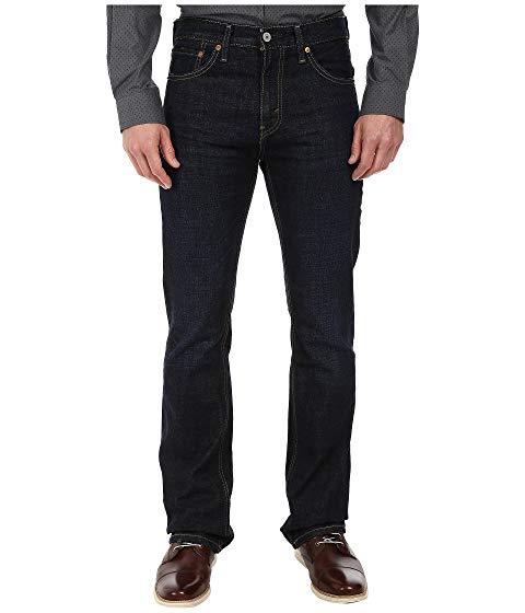 LEVI'S・・ MENS メンズ スリム 藍色 インディゴ 黒 ブラック LEVI'S・・ 527・・ 【 SLIM BLACK MENS BOOTCUT INDIGO 】 メンズファッション ズボン パンツ