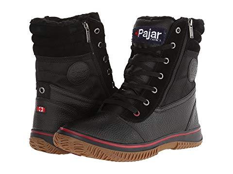 PAJAR CANADA メンズ ブーツ 【 Trooper 】 Black/black