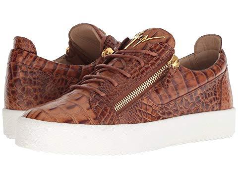【海外限定】スニーカー メンズ靴 靴 【 GIUSEPPE ZANOTTI FRANKIE PYTON LOW TOP SNEAKER 】【送料無料】