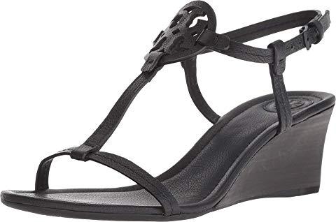 【海外限定】スニーカー レディース靴 靴 【 TORY BURCH 60 MM MILLER WEDGE 】
