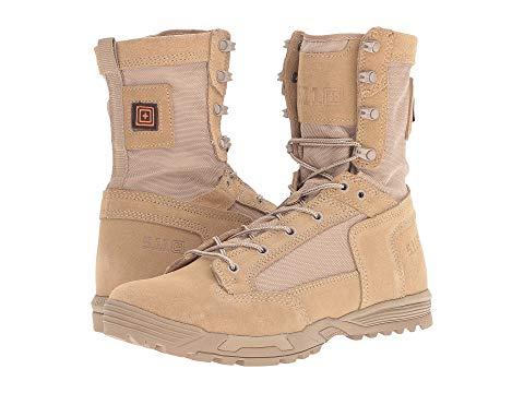【★スーパーセール中★ 6/11深夜2時迄】5.11 TACTICAL ブーツ メンズ 【 Skyweight Boot 】 Coyote