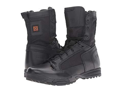 【★スーパーセール中★ 6/11深夜2時迄】5.11 TACTICAL ブーツ メンズ 【 Skyweight Side Zip Boot 】 Black