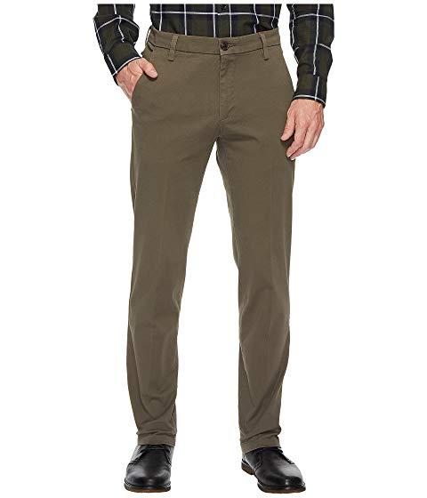 ドッカーズ DOCKERS スリム カーキ メンズファッション ズボン パンツ メンズ 【 Slim Fit Workday Khaki Smart 360 Flex Pants 】 Dark Pebble