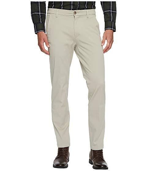 【海外限定】スリム カーキ ズボン メンズファッション 【 SLIM TAPERED FIT WORKDAY KHAKI SMART 360 FLEX PANTS 】