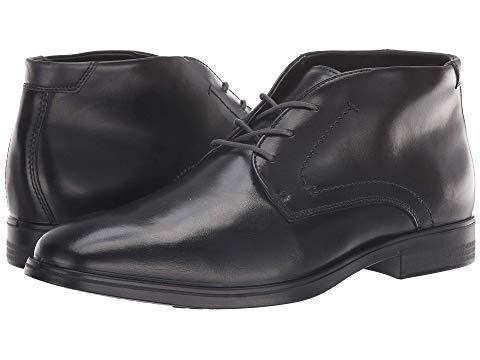 エコー ECCO ブーツ スニーカー メンズ 【 Melbourne Boot 】 Black/magnet
