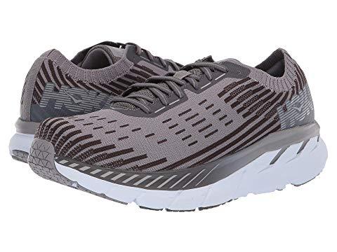 【海外限定】ニット スニーカー メンズ靴 【 HOKA ONE CLIFTON 5 KNIT 】【送料無料】