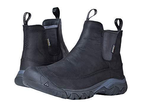 【★スーパーセール中★ 6/11深夜2時迄】KEEN ブーツ メンズ 【 Anchorage Boot Iii Waterproof 】 Black/raven