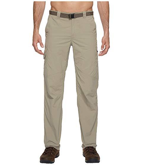 コロンビア COLUMBIA 銀色 シルバー カーゴ パンツ RIDGE・・ 【 SILVER COLUMBIA CARGO PANT TUSK 】 メンズファッション ズボン パンツ