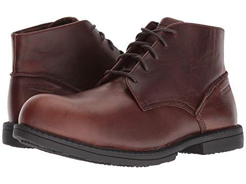 【海外限定】チャッカ 銀色 スチール スニーカー 靴 【 WOLVERINE BEDFORD CHUKKA STEEL TOE 】【送料無料】