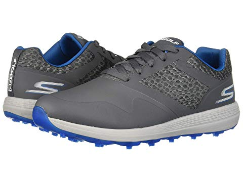 SKECHERS GO GOLF マックス スニーカー メンズ 【 Max 】 Charcoal/blue