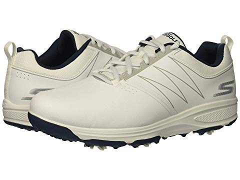 SKECHERS GO GOLF スニーカー メンズ 【 Torque 】 White/navy