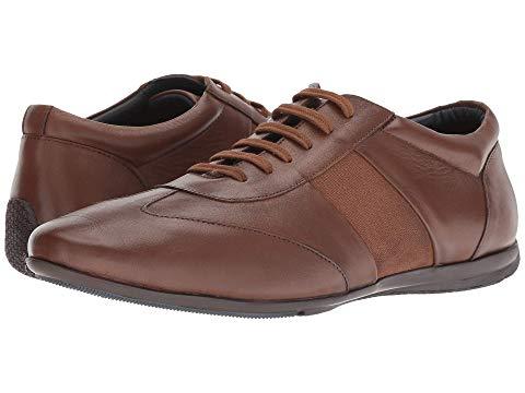 カルロスバイカルロスサンタナ CARLOS BY CARLOS SANTANA スニーカー メンズ 【 Fleetwood Low-cut 】 Walnut Calfskin Leather