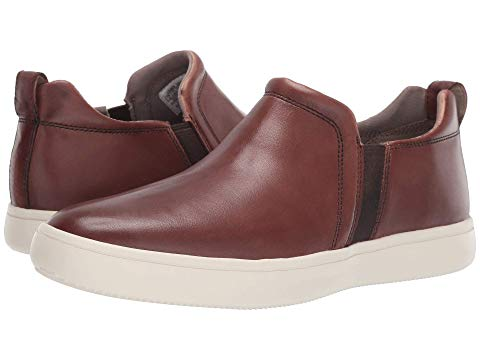ROCKPORT スニーカー メンズ 【 Colle Twin Gore 】 Tan Smooth
