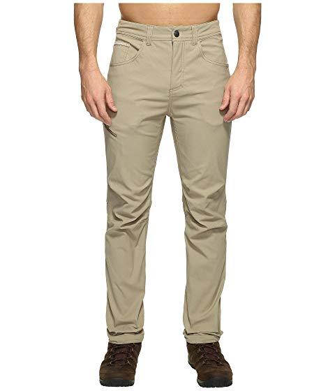 ROYAL ROBBINS カーキ 【 ROYAL ROBBINS ALPINE ROAD PANTS KHAKI 】 メンズファッション ズボン パンツ