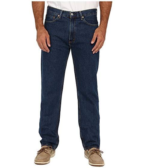 LEVI'S? BIG & TALL 505? 【 REGULAR DARK STONEWASH 】 メンズファッション ズボン パンツ 送料無料