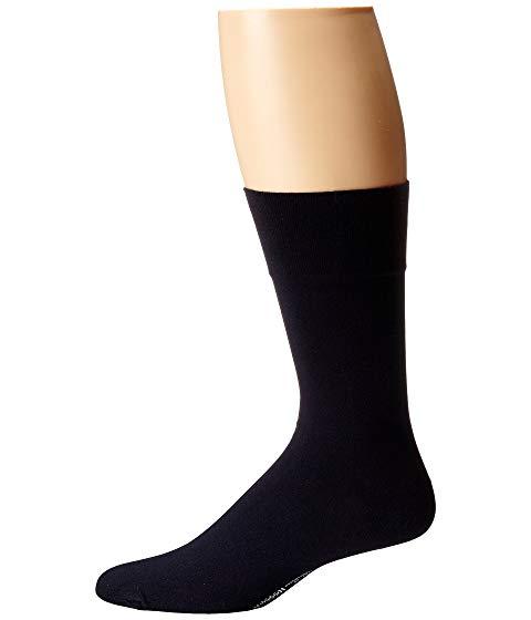 WOLFORD ソックス 靴下 インナー 下着 ナイトウエア メンズ 下 レッグ 【 Cotton Velvet Socks 】 Admiral