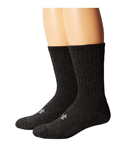 【海外限定】ブーツ メンズ 靴下 【 UA 2PAIR BOOT CREW 】