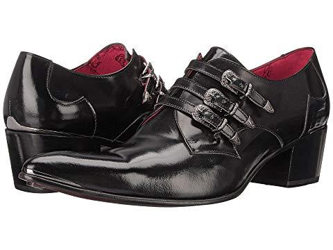 【海外限定】バックル 靴 ローファー 【 JEFFERYWEST 3 BUCKLE 】【送料無料】
