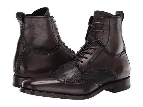 【海外限定】コレクション アービング ブーツ スニーカー 靴 【 IRVING JOHN VARVATOS COLLECTION PANELLED WING TIP BOOT 】【送料無料】