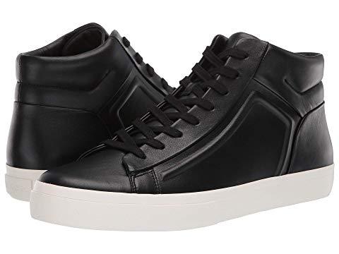 VINCE スニーカー メンズ 【 Fynn 】 Black Glove Nappa Leather