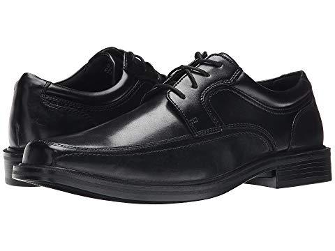 ドッカーズ DOCKERS オックスフォード メンズ ビジネススニーカー 【 Manvel Moc Toe Oxford 】 Black Polished Full Grain