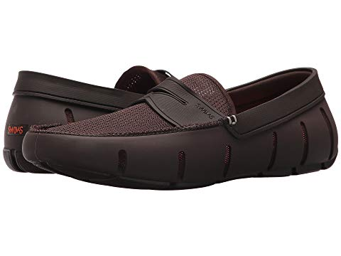 SWIMS ペニー メンズ ローファー 【 Penny Loafer 】 Brown