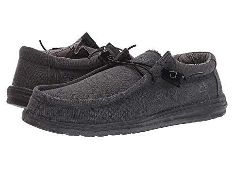 【海外限定】メンズ靴 靴 【 HEY DUDE WALLY L CANVAS 】【送料無料】