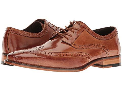 【海外限定】アダムス オックスフォード ビジネスシューズ メンズ靴 【 STACY ADAMS TINSLEY WINGTIP OXFORD 】【送料無料】