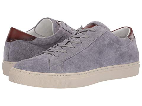TO BOOT NEW YORK スニーカー メンズ 【 Pacer 】 Light Grey Suede