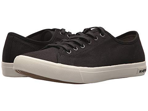 SEAVEES スタンダード スニーカー メンズ 【 06/67 Monterey Standard 】 Black