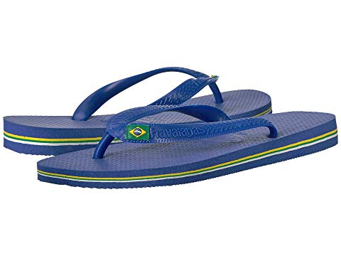 HAVAIANAS スニーカー メンズ 【 Brazil Flip Flops 】 Marine Blue