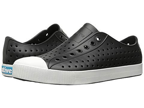 NATIVE SHOES スニーカー メンズ ユニセックス 【 Jefferson 】 Jiffy Black/shell White
