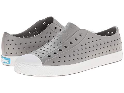 NATIVE SHOES スニーカー メンズ ユニセックス 【 Jefferson 】 Pigeon Grey/shell White