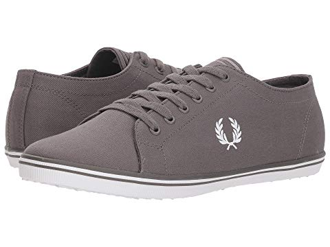 FRED PERRY スニーカー メンズ 【 Kingston Twill 】 Steel
