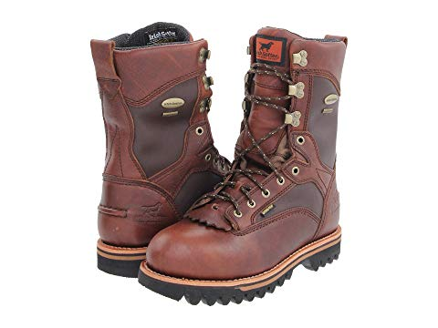"IRISH SETTER Goretex・・ 12"" スニーカー メンズ 【 Elk Tracker Gore-tex・・ 12"" 882 】 Brown Full Grain Leather"