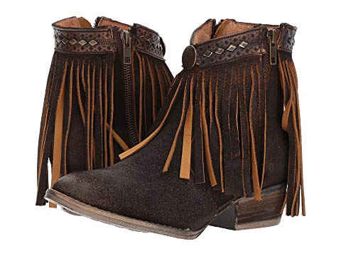 【スーパーセール商品 9/4 20:00-9/11 01:59迄】【海外限定】スニーカー レディース靴 【 CORRAL BOOTS Q5010 】【送料無料】