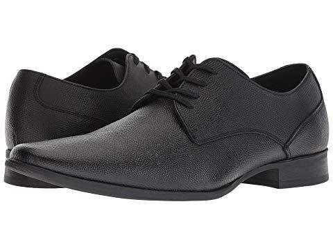 カルバンクライン CALVIN KLEIN スニーカー メンズ 【 Brodie 】 Black Small Tumbled Leather