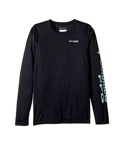 【海外限定】長袖 ロングスリーブ Tシャツ TACKLE・・ トップス カットソー 【 TERMINAL L S TEE LITTLE KIDS BIG 】