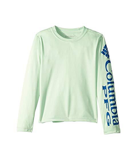【海外限定】長袖 ロングスリーブ Tシャツ TACKLE・・ カットソー マタニティ 【 TERMINAL L S TEE LITTLE KIDS BIG 】